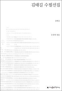 김태길 수필선집(지식을만드는지식 한국수필)