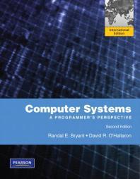 Computer Systems, 2/E