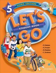 Let's Go. 5 3/E Student Book(CD-ROM 1장포함)