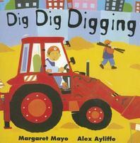 [해외]Reading 2011 Little Book Grade K Unit 1 Week 6 Dig Dig Digging