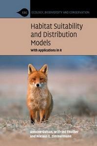 [해외]Habitat Suitability and Distribution Models