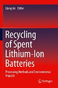 [해외]Recycling of Spent Lithium-Ion Batteries