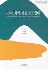 가치변화에 따른 투표행태:1990년대 한국과 미국의...선거..(아산..95집)