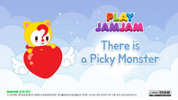 There is a Picky Monster. 8
