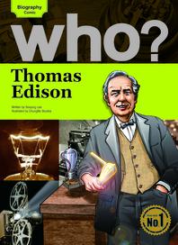 Who? 08 Thomas Edison
