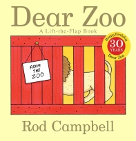 Dear Zoo: A Lift-The-Flap Book (Anniversary)