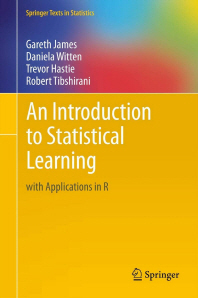 [해외]An Introduction to Statistical Learning