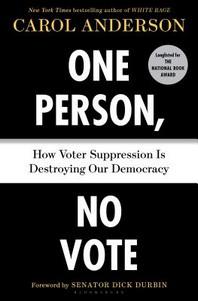 [해외]One Person, No Vote (Hardcover)