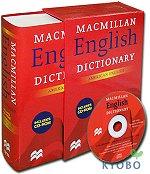 MACMILLAN ENGLISH DICTIONARY(축쇄판 CD포함) #