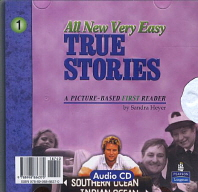 All New Very Easy True Stories(Audio CD)