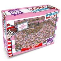 월리를 찾아라 1000 핑크파라다이스