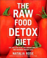 [해외]The Raw Food Detox Diet