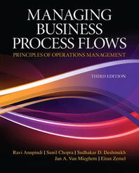 [해외]Managing Business Process Flows (Paperback)