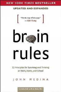 [해외]Brain Rules (Updated and Expanded) (Paperback)