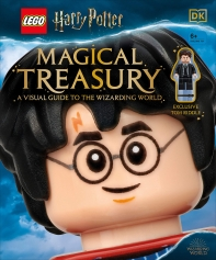 [해외]Lego(r) Harry Potter Magical Treasury (with Exclusive Lego Minifigure)