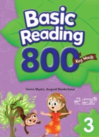 Basic Reading 800 Key Words. 3