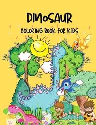 [해외]Dinosaur Coloring Book for Kids