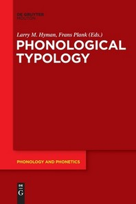 [해외]Phonological Typology