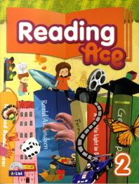 Reading Ace. 2(Student book+Workbook+My Portfolio)(CD1장포함)