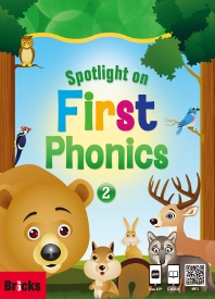 Spotlight on First Phonics Set. 2(CD3장포함)(전2권)