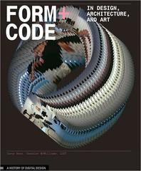 [해외]Form+Code in Design, Art, and Architecture