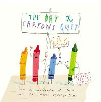 [해외]The Day the Crayons Quit