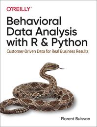 [해외]Behavioral Data Analysis with R and Python