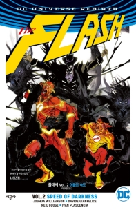 플래시 Vol. 2: 어둠의 속도(DC 그래픽 노블)