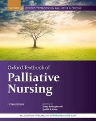 [해외]Oxford Textbook of Palliative Nursing