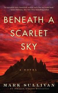 [해외]Beneath a Scarlet Sky (Hardcover)