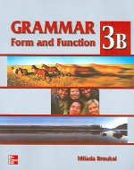 GRAMMAR FORM AND FUNCTION. 3B