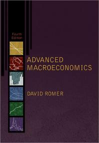Advanced Macroeconomics Fourth Edition