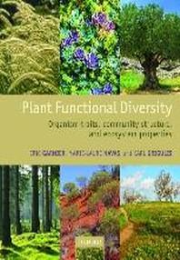 [해외]Plant Functional Diversity