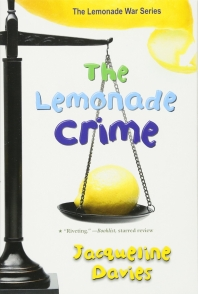 [해외]The Lemonade Crime (Paperback)