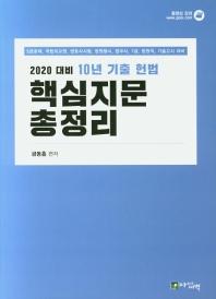 핵심지문 총정리 (2020)
