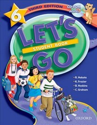 Let's Go 6 Student Book (CD-ROM 1장포함)