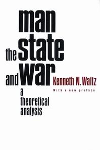 [해외]Man, the State, and War (Paperback)