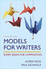 Models for Writers, 9/e : Short Essays For Composition