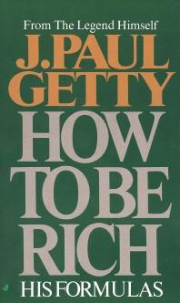 [해외]How to Be Rich