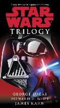 [해외]The Star Wars Trilogy (Mass Market Paperbound)
