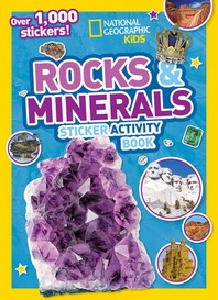 [해외]Rocks and Minerals Sticker Activity Book