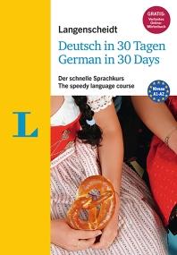 [해외]Langenscheidt Deutsch in 30 Tagen Langenscheidt German in 30 Days - Language Course with Book, 2 Audio-Cds, 1 Mp3-CD and Mp3-Download