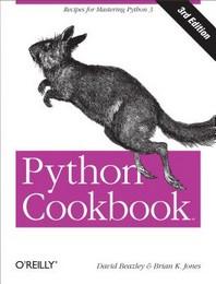 [해외]Python Cookbook (Paperback)