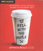 [해외]To Hell with the Hustle (MP3 CD)