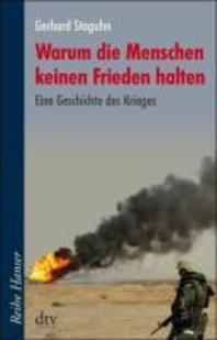 [해외]Warum die Menschen keinen Frieden halten (Paperback)