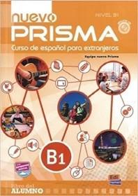 Nuevo Prisma B1 Libro Del Alumno Con Cd