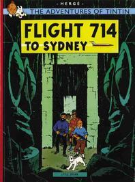 Adventures of Tintin : Flight 714