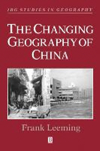 Changing Geography of China