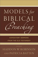 [해외]Models for Biblical Preaching (Paperback)