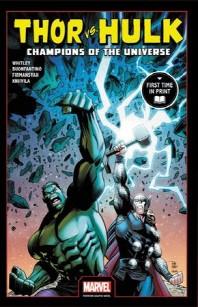 [해외]Thor vs. Hulk